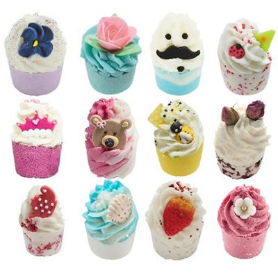 Bath Mallows Gift Set Of TWELVE